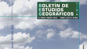Nuevo número del Boletín de Estudios Geográficos