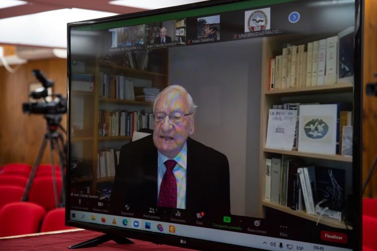 Nuevo Honoris Causa para referente mundial en temáticas de Educación Científica