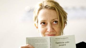 """La Ronda Lectora inicia la lectura de """"También esto pasará"""" de Milena Busquets"""