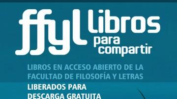 Nuevo micrositio de libros de  FFyL