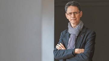 """El ILM invita a conversar con el escritor Pablo Montoya, autor de la novela """"La sombra de Orión"""""""